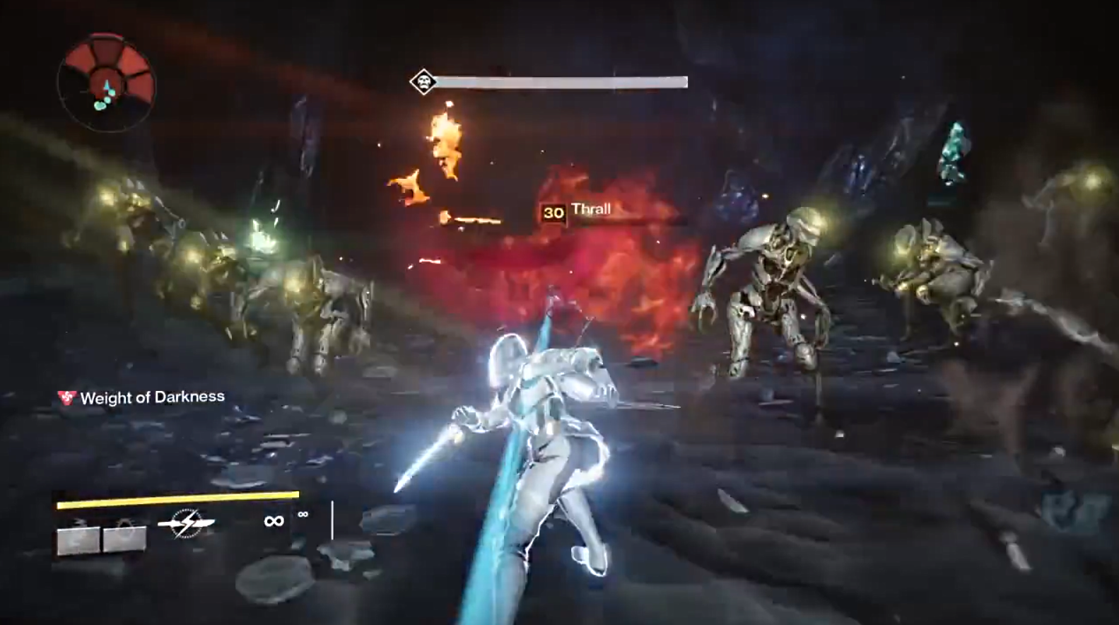 Destiny how many lamps are in crotas end - Crota S End Hunter In The Abyss