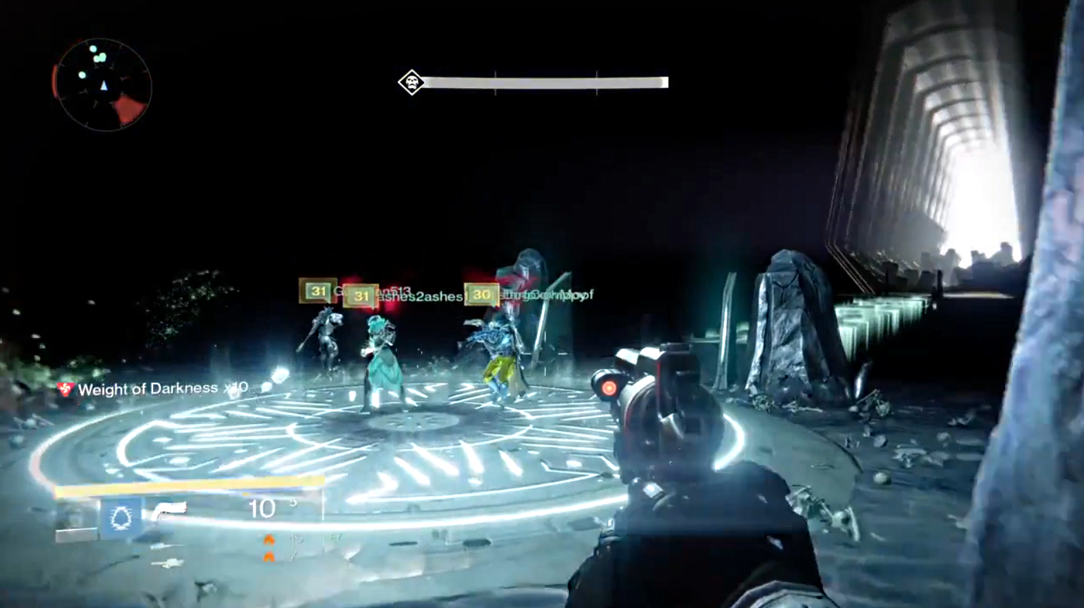 Destiny how many lamps are in crotas end - Crota S End Last Stand In The Abyss