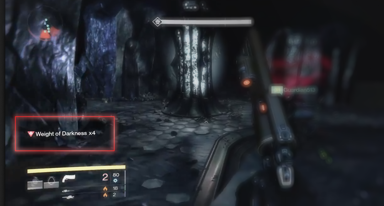 Destiny how many lamps are in crotas end - Crota S End Weight Of Darkness